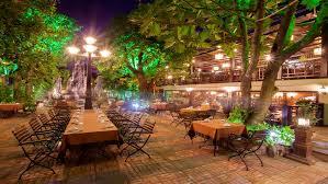 kinh doanh quán ăn sân vườn