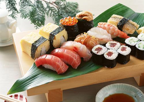 kinh doanh quán ăn sushi nhật bản